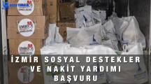 İzmir Büyükşehir Belediyesi Sosyal Yardım Başvurusu