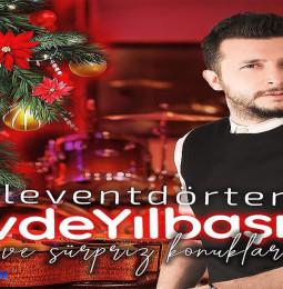 Levent Dörter Evde Yılbaşı Konseri – 31 Aralık 2020