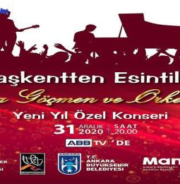 Musa Göçmen ve Orkestrası Yeni Yıl Özel Konseri – 31 Aralık 2020