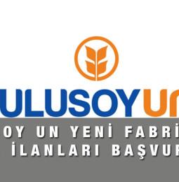 Samsun Ulusoy Un Fabrikası İş İlanları Başvuru Yapma
