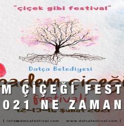 Datça Badem Çiçeği Festivali 2021