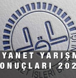 Diyanet Yarışma Sonuçları Sorgulama 2021