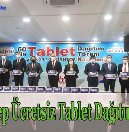 Gaziantep Tablet Dağıtımı 2021