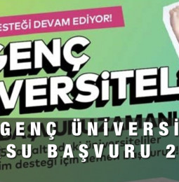 İBB Genç Üniversiteli Burs Başvuru 2021
