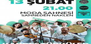 Kardeş Türküler Canlı Konseri – 13 Şubat 2021