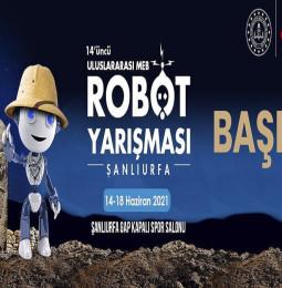 14. Uluslararası MEB Robot Yarışması Başvuru 2021