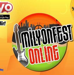 MilyonFest Online – 14/18 Ocak 2021