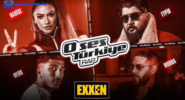O Ses Türkiye Rap Exxen Bölümleri İzle