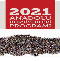 Anadolu Bursiyerleri Programı 2021 Başvurusu Yapma
