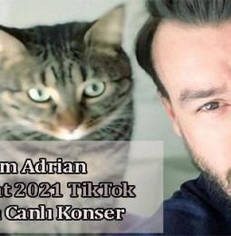 Cem Adrian TikTok Evden Canlı Konser İzle – 28 Şubat 2021