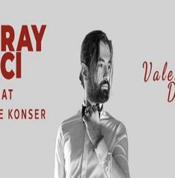 Koray Avcı Sevgililer Günü Online Konseri – 14 Şubat 2021