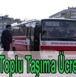 Kütahya Toplu Taşıma Ücretleri 2021 (Güncel)