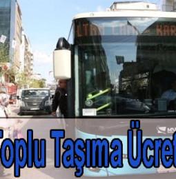 Manisa Toplu Taşıma Ücretleri 2021