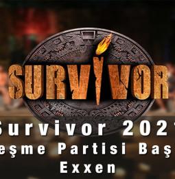 Exxen Survivor Birleşme Partisi Başvuru Formu 2021
