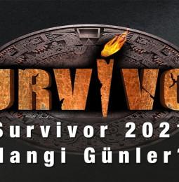 Çarşamba Cuma Günü Survivor Var mı? Survivor Hangi Günler?
