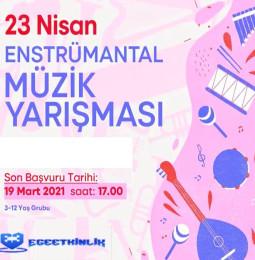 İzmir 23 Nisan Enstrümantal Müzik Yarışması 2021