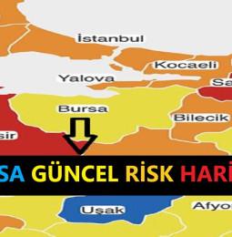 Bursa Risk Durum Haritası (Haftalık Güncel)