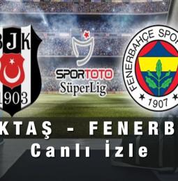 Beşiktaş – Fenerbahçe Maçı Canlı Şifresiz İzle 21 Mart 2021