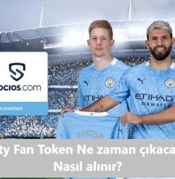 City Fan Token ne zaman çıkacak? Nereden Alınır?