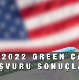 DV-2022 Green Card Başvuru Sonuçları