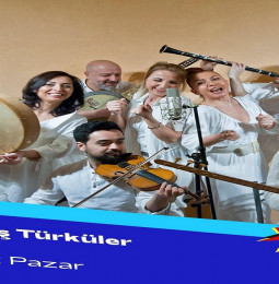 Kardeş Türküler WOW Dünya Kadınlar Festivali Konseri – 7 Mart 2021