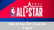 NBA All Star Maçı 2021 Şifresiz Canlı İzle 8 Mart