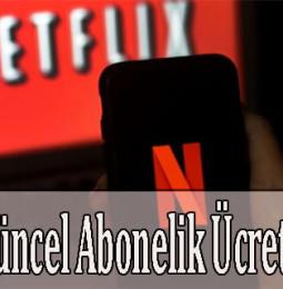Netflix Güncel Abonelik Ücretleri 2021
