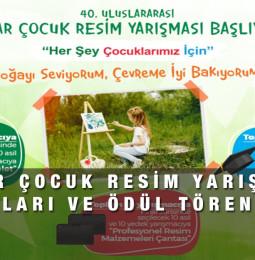 Pınar Çocuk Resim Yarışması Sonuçları ve Ödül Töreni 2021