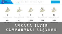 Ankara Elver Yardım Kampanyası Başvuru Nasıl Yapılır?