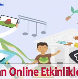 23 Nisan Online Etkinlikleri 2021
