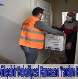 Gaziantep Büyükşehir Belediyesi Ramazan Yardım Başvuru Formu 2021