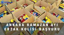 Ankara Ramazan Erzak Kolisi Başvuru 2021