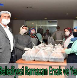 Bursa Osmangazi Belediyesi Ramazan Ayı Erzak ve Yemek Yardımı 2021