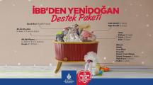 İBB Yenidoğan Destek Paketi Başvuru 2021