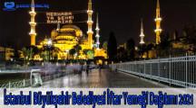 İstanbul Büyükşehir Belediyesi İftar Yemeği Dağıtımı 2021