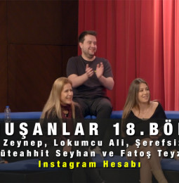 Konuşanlar 18.Bölüm Zeynep, Seyhan, Sencer, Fatih, Fatoş Kimdir? Instagram
