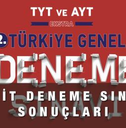 Limit TYT AYT Türkiye Geneli Deneme Sınavı Sonuçları 2021