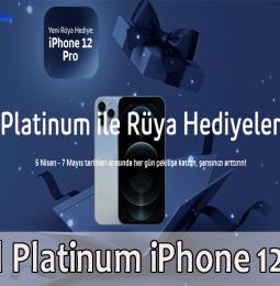 Turkcell Platinum iPhone 12 Çekiliş Başvuru ve Sonuçları 2021