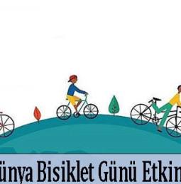 3 Haziran Dünya Bisiklet Günü Etkinlikleri 2021