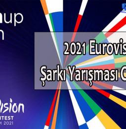2021 Eurovision Şarkı Yarışması Canlı İzle