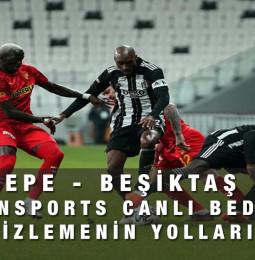 Göztepe – Beşiktaş Maçı Beinsports Canlı Donmadan İzle – 15 Mayıs 2021
