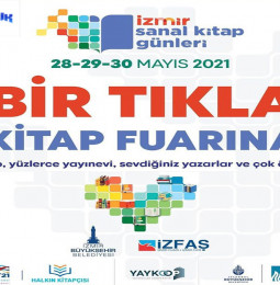 İzmir Sanal Kitap Günleri – 28/29/30 Mayıs 2021