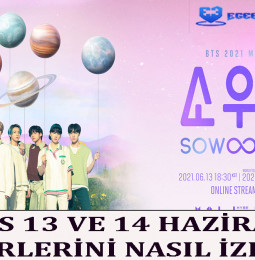 BTS 13 Haziran ve 14 Haziran 2021 Online Konserleri – (Bilet, Kaçak Link, Canlı İzle…)