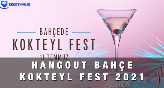 İzmir Kokteyl Festivali 2021