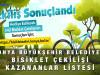 Konya Büyükşehir Belediyesi Bisiklet Çekilişi Sonuçları
