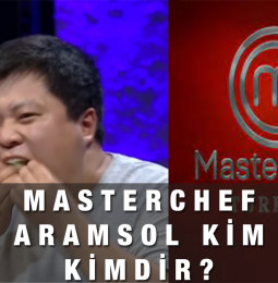 Masterchef Aramsol Kim Kimdir? Instagram Adresi