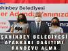 Şahinbey Belediyesi Ayakkabı Dağıtımı Randevu Alma Başvuru 2021