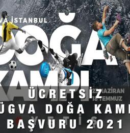 TÜGVA İstanbul Ücretsiz Doğa Kampı Başvuru Formu 2021