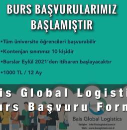 Bais Global Logistics Burs Başvuru Formu