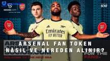 Arsenal AFC Fan Token Nasıl ve Nereden Alınır?